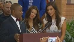 Kardashian Sisters Get Keys to North Miami