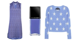 Retail Report: Playful Periwinkle Pieces