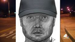 Sketch Released of Man Sought in Sex Assaults