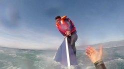 Turkish Coast Guard Rescues Migrant at Sea