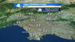 More Cool and Cloudy Conditions