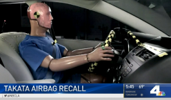 Cars Most at Risk in Takata Airbag Recall