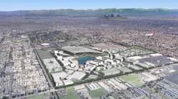 LA Rams Stadium Development in Inglewood