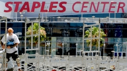 No Ticket? Stay Away From Staples Center
