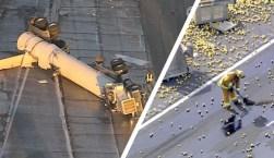Unfortunate Big Rig Spills on SoCal Freeways
