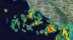 Midday Forecast: Spring Rain