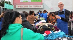 Clothing Giveaway Serves Thousands of Families in Need