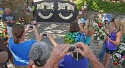 Jackson Fans Swarm Santa Ynez Valley