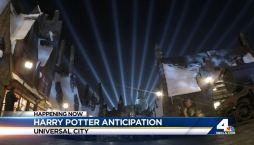 'Hogwarts-Like' Bridge Nears Completion Before Opening of Wizarding World