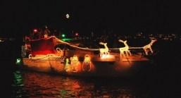 Weekend: Marina del Rey's 50th Boat Parade