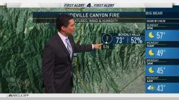 PM Forecast: Shallow Marine Layer on Memorial Day