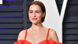 Emilia Clarke 'Cheated Death Twice' After Brain Aneurysms