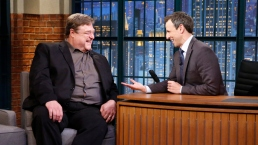 Meyers: John Goodman Talks Will Ferrell