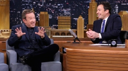Tim Allen Talks Name Change on