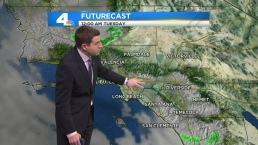AM Forecast: Below Average Temps