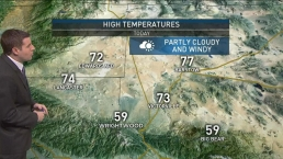 AM Forecast: Cloudy Day in SoCal