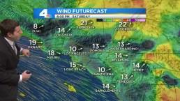 AM Forecast: Cooler Temps