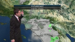 AM Forecast: Rain Expected to Taper Off
