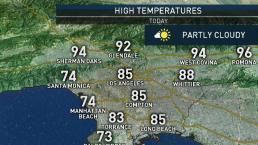 AM Forecast: Temperatures to Climb