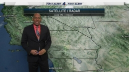 AM Forecast: The Cool Weather Returns