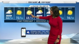 AM Forecast: May Gray Strikes Again