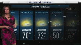 AM Forecast: Monday March 27, 2017