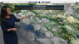 AM Forecast: Clouds From the Coast to High Desert