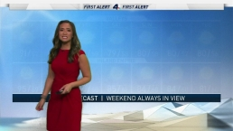 AM Forecast: Relief From the Heat is Here