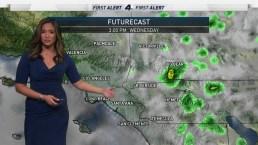 AM Forecast: Humidity Sticks Around