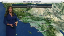 AM Forecast: Low Snow Levels in Mountain Areas