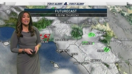 AM Forecast: Day Three of Rain in SoCal