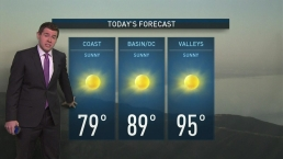 AM Weather: Getting Hot