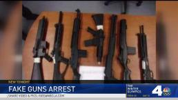 Altered Airsoft Guns Seized After Report