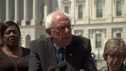 Bernie Sanders Unveils New Legislation to Cancel All Student Debt