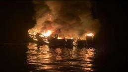 Crewmember Files Lawsuit in Conception Dive Boat Fire
