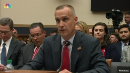 Ex-Trump Aide Spars With Lawmakers in Impeachment Hearing