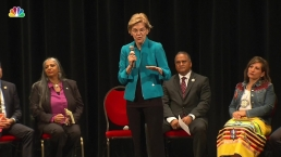 Sen. Elizabeth Warren Offers Public Apology Over Claim to Tribal Heritage