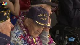 Pearl Harbor Survivors Remember 'Day of Infamy'