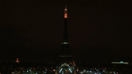 The Eiffel Tower Goes Dark to Honor London Attack Victims