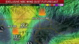 First Alert Forecast: Dangerous Fire Conditions