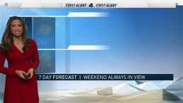 First Alert Forecast: High Fire Danger