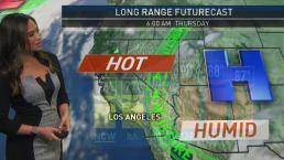 First Alert Forecast: Heat and Humidity