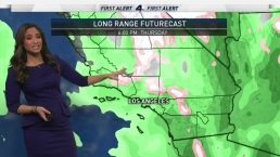 First Alert Forecast: Traveling for Thanksgiving? Leave Now