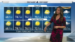 First Alert Forecast: When Storm 2 Will Arrive