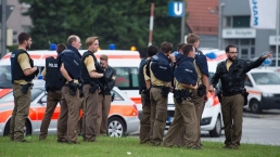 Shooting at Munich Shopping Center