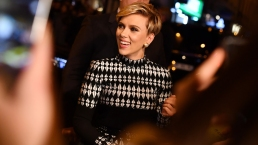 Top Celeb Pics: Scarlett Johansson, Issa Rae and More