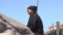 Homeless Community Builds Makeshift Homes in High Desert