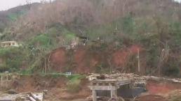 Remote Puerto Rico Town Gets New Bridge, But Still Struggles
