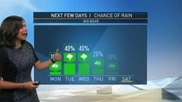 First Alert Forecast: Heat Advisories