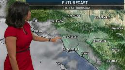 June Gloom Brings Drizzle and Fog